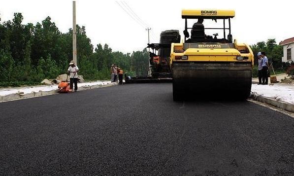 公路沥青路面施工组织设计