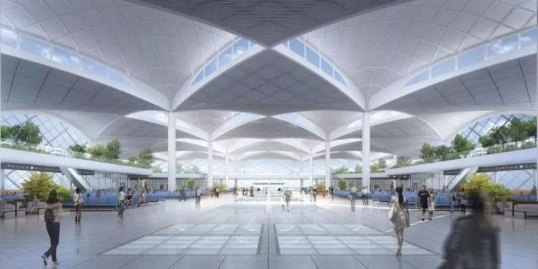 结构单元体与空间塑造,从国内几个高铁站的设计说起_15