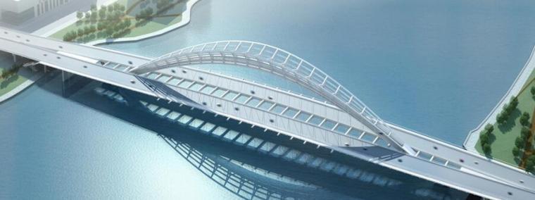 [天津]跨海河大桥工程项目创优策划书(99页)