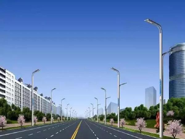 市政路灯设计的9个知识点