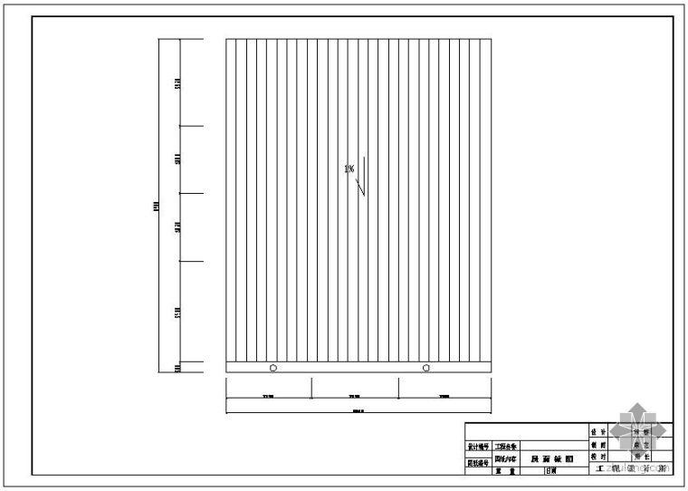 某网架屋面板节点构造详图