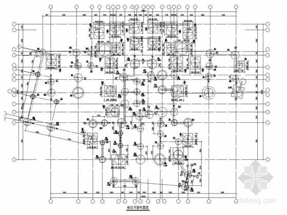 [湖北]32层剪力墙结构商住楼结构施工图