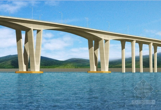 V型墩施工工艺资料下载-[浙江]跨海域大桥V型墩安全专项施工方案89页(CBX-240悬臂模板)
