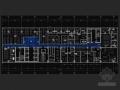 [北京]新中式大气高贵石油投资公司办公室设计方案(含效果图)