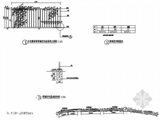 [长沙]林荫大道景观规划设计施工图