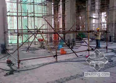 [北京]加固改造工程楼板拆除施工方案(附图)