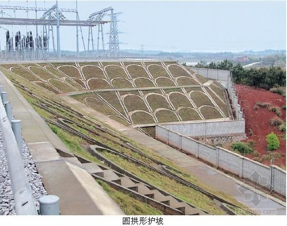 护坡、挡土墙施工工艺标准及施工要点