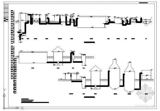 哈尔滨某大学排水毕业设计