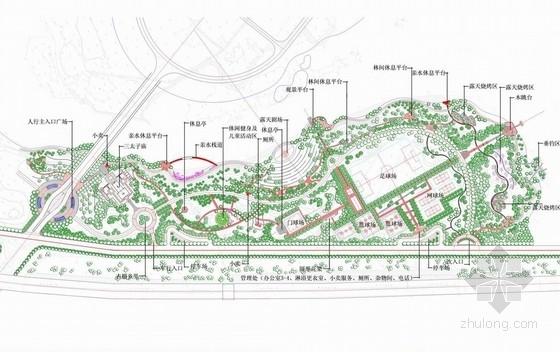 [惠阳]滨水公园景观规划设计方案