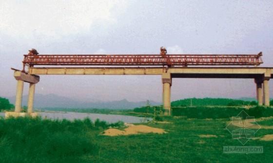 [湖南]高速公路桥梁40米T梁施工安全专项施工方案58页