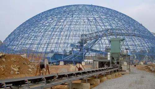 网架钢结构的组成及节点安装