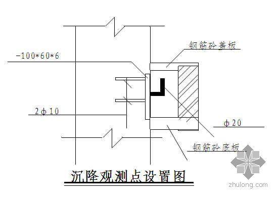 江苏某住宅楼工程施工组织设计(砖混 投标)