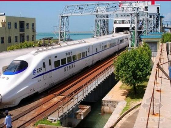 知名企业编制铁路客运专线实施性施工组织设计355页附CAD(路桥隧涵)