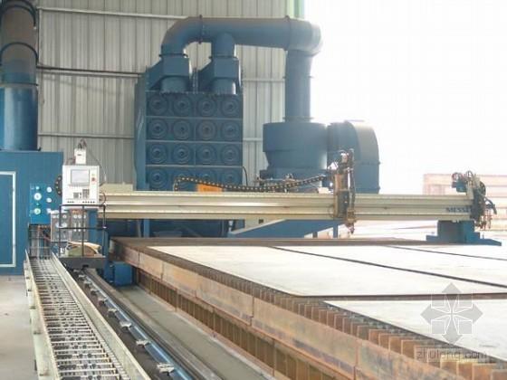 [浙江]工业厂房钢棚钢结构施工方案(附图片及施工流程)