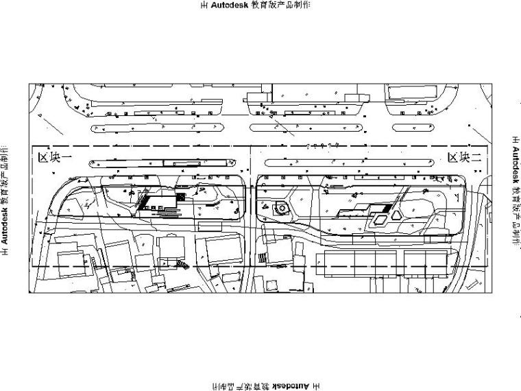[浙江]省道大路交叉口景观绿化设计施工图(2016年独家最新)