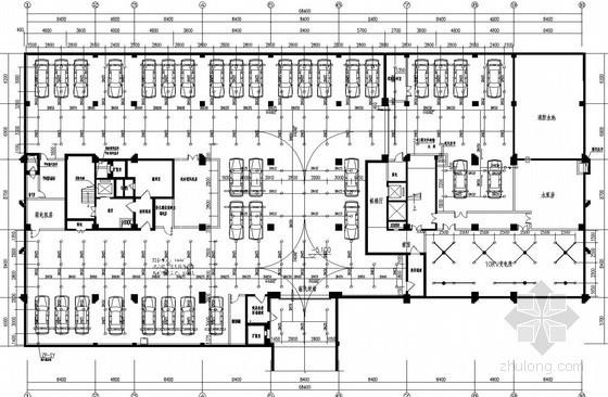 [安徽]高层保障性住房给排消防施工图(附商建 小学)