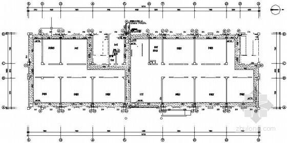 某教学楼供热设计图