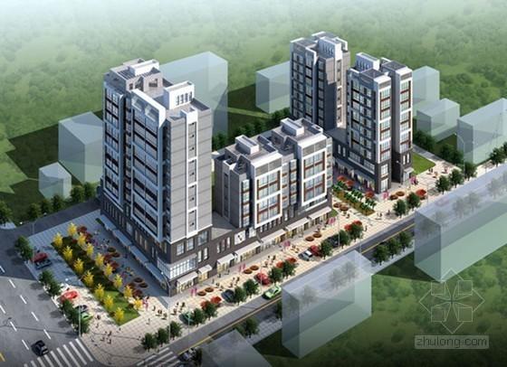 商住综合楼工程监理大纲(房建、道路、绿化)