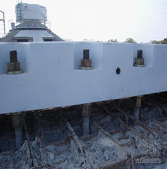 [QC成果]天文台望远镜基础大螺栓精密预埋施工方法