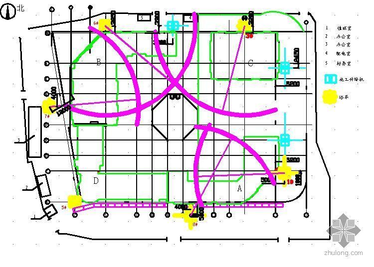 黑龙江齐齐哈尔市某高层商住楼地上部分施工方案