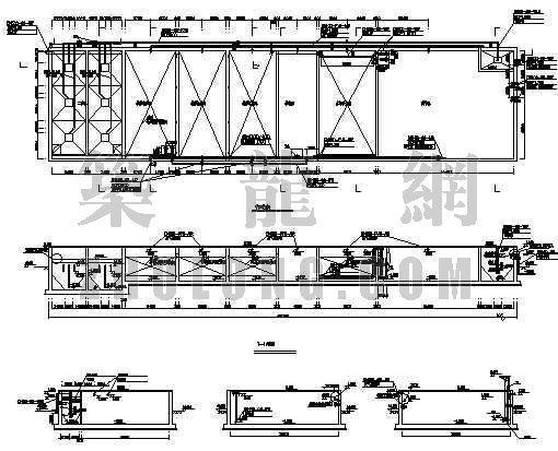 某制衣厂污水处理设备设计图