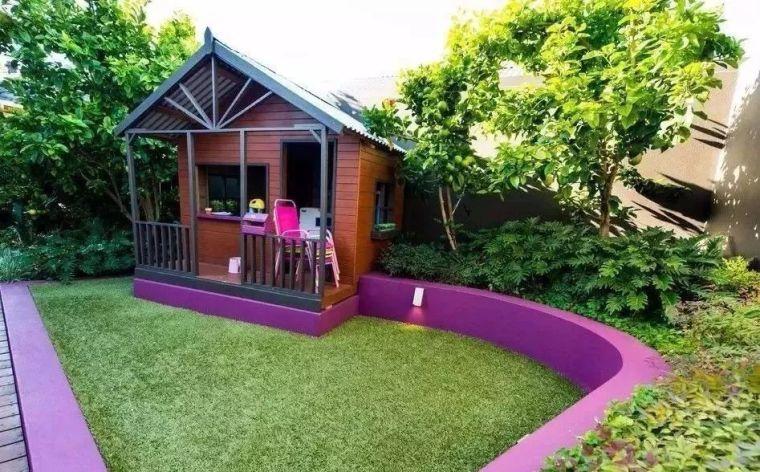 怎样打造一个既安全又充满趣味的儿童花园?