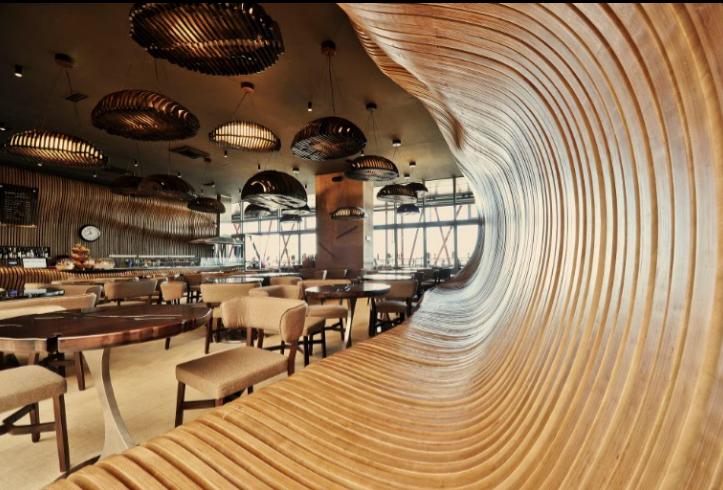 DonCaféHouse咖啡馆的房子室内装修设计实景图(14张)_4
