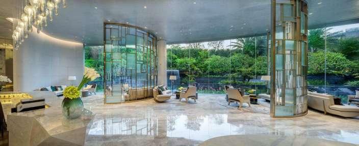 [知名设计公司特辑]走进AECOM的景观规划世界(70套资料在文末)-龙湖天奕住宅景观-5