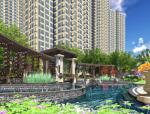 [四川]新古典ArtDeco风格高端居住社区景观设计方案(2016最新)
