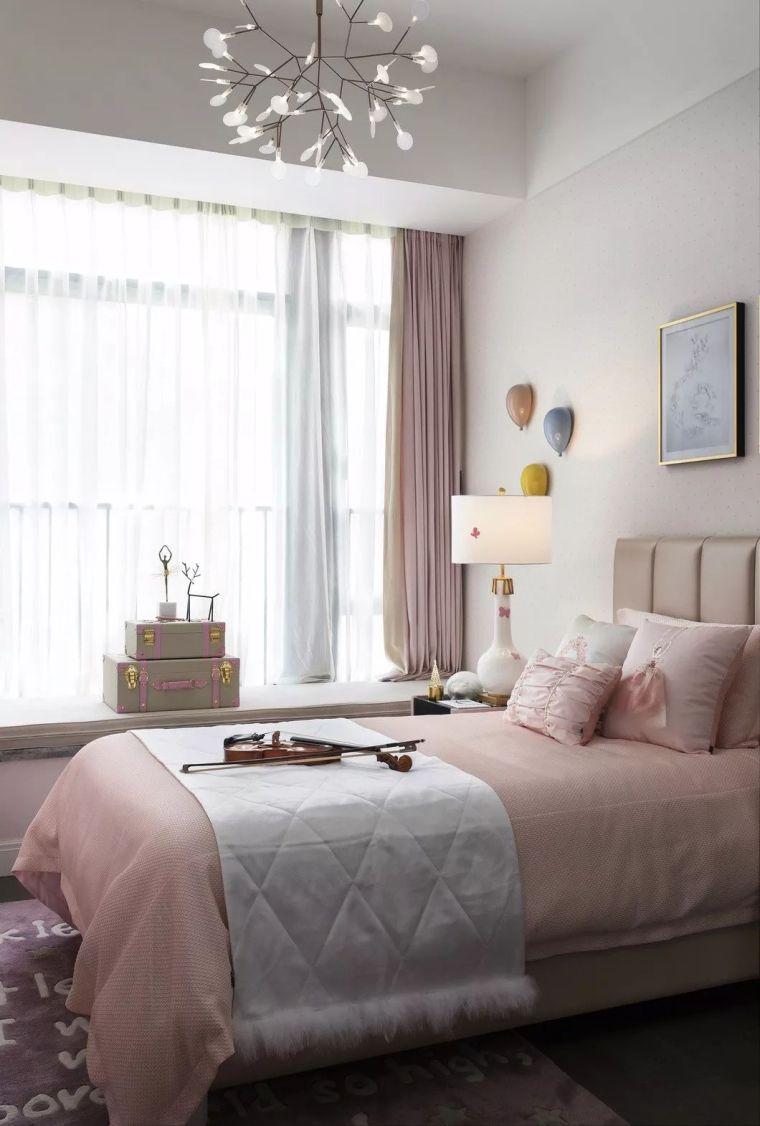 240㎡珍稀优雅豪宅软装设计,创造引领新都市的优质生活空间!_23