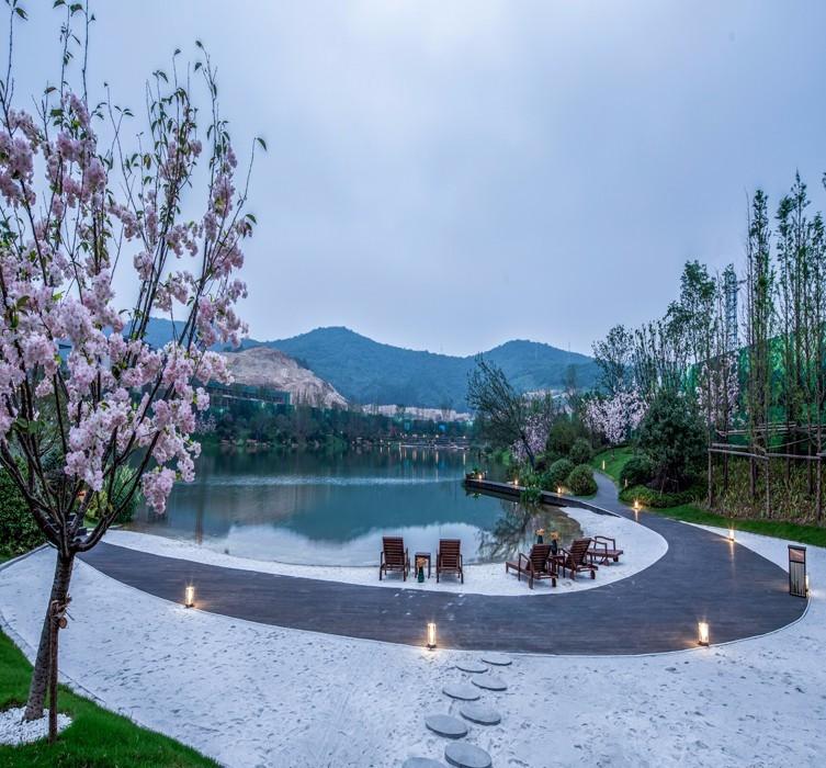 南京新城住宅新中式住宅景观-1 (6)