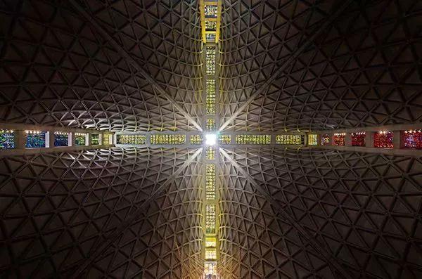 钢结构建筑设计中的数学之美_15