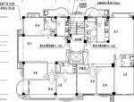 某商住楼2#电气施工图