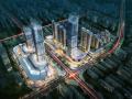 [河南]地标性超高层写字楼SOHO公寓及商业综合体方案(含CAD)