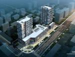 [河北]高层多业态都市综合体建筑设计方案文本(含两套方案)