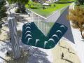 [湖北]现代摩登屋顶绿化住宅展示区景观设计方案