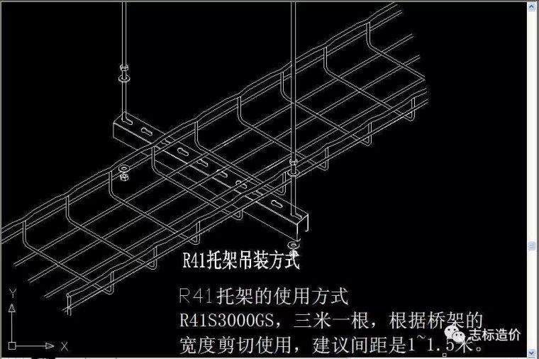 电气桥架的安装及定额套用_3