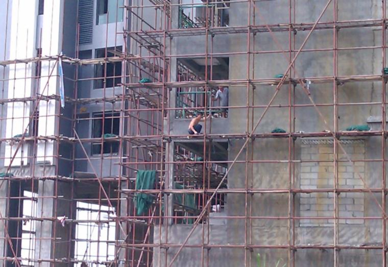 建筑施工安全教育培训
