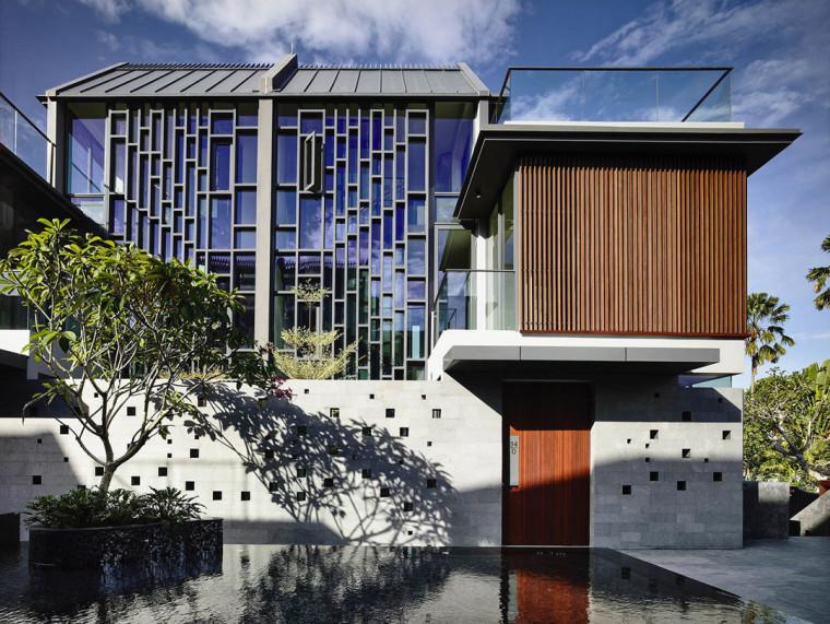 新加坡卓弯住宅/HylaArchitects_5