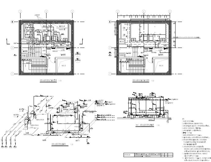 上海24层建筑给排水设计图_7
