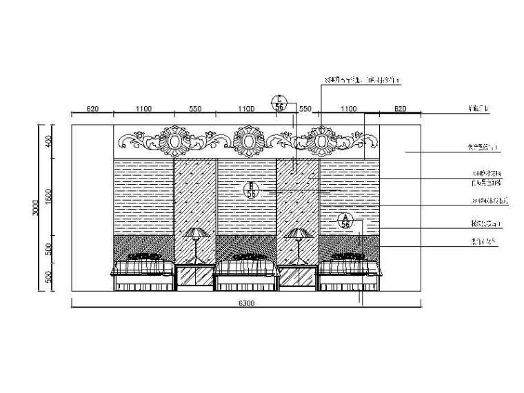 精装休闲娱乐主题酒店室内设计施工图_9