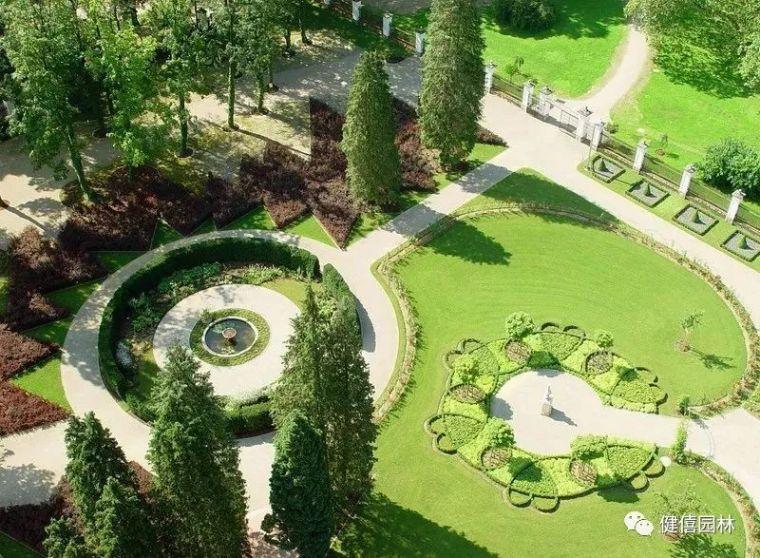 [景观设计]美美的花园,燃烧你的卡路里!