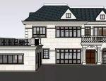 农村装配式建房实例!钢框架+ALC板装配式别墅全流程图解!