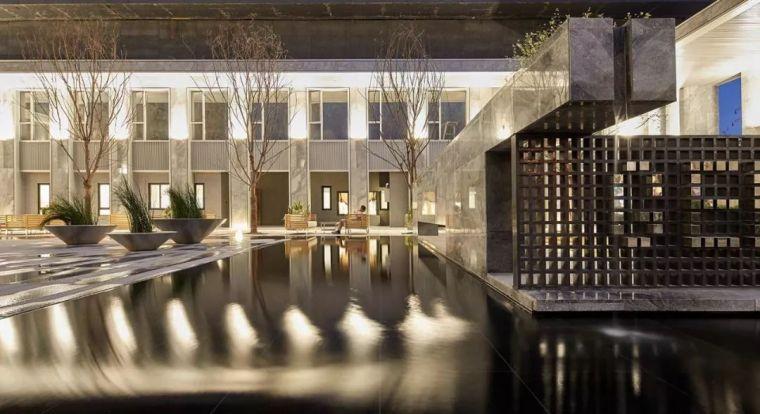 居住区|杭州示范区景观设计项目盘点_17