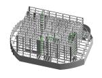 广联达二期Revit模型(含机电模型、建筑模型、装修模型、结构)