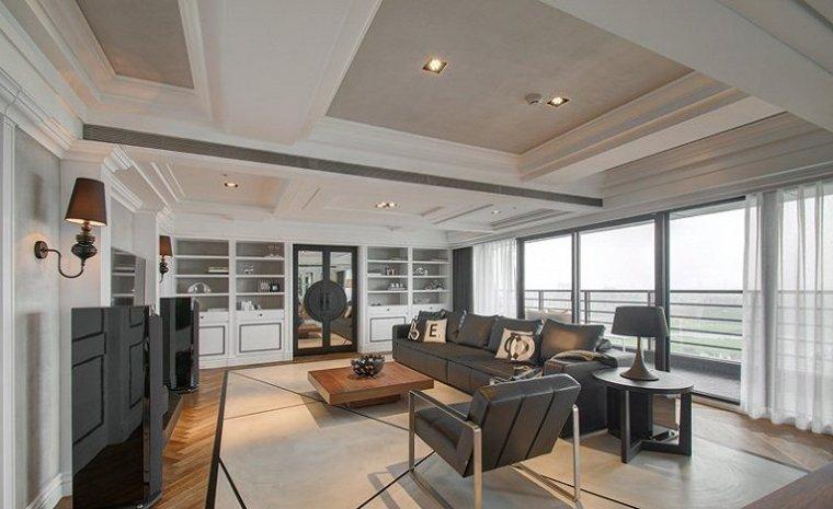 台湾新古典风住宅-1