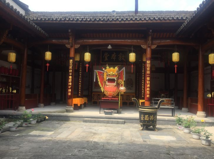 杭州市历史建筑保护利用试点项目系列二十五:叶氏宗祠