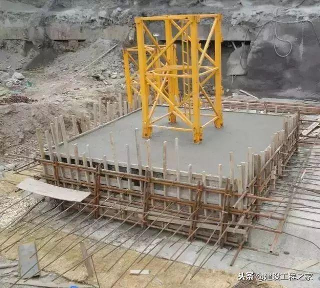 塔吊基础施工方案,先收藏了_4