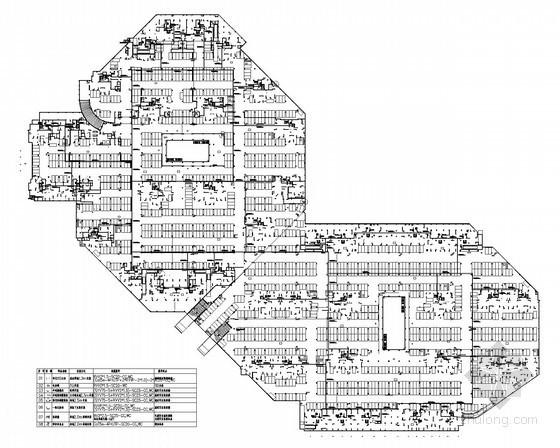 [浙江]高层住宅楼电气设计施工图纸