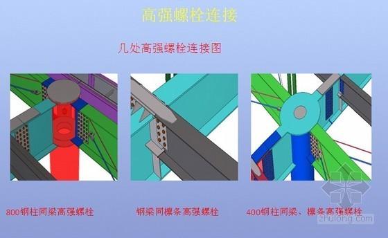 [江苏]站房工程钢结构施工方案介绍(网架结构、门式刚架)
